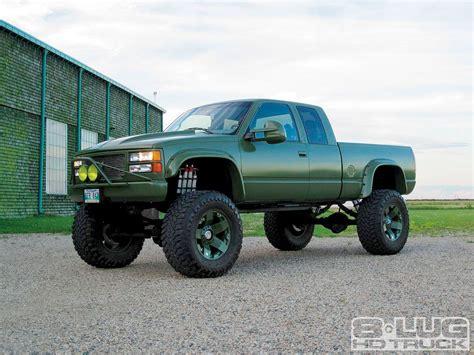 1998 gmc truck 1998 gmc custom truck 8 lug magazine
