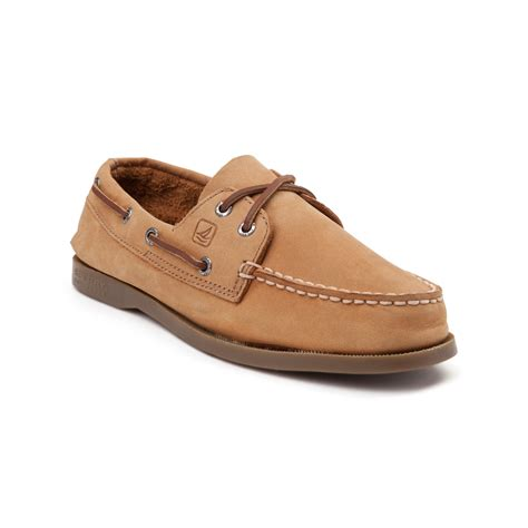 sperry shoes youthtween sperry authentic original boat shoe