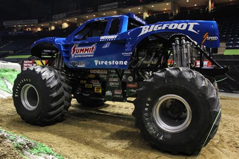 bigfoot 21 monster truck enter to win a trip to in bigfoot the salina post