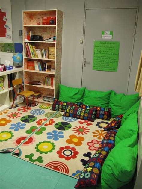 reading corner use big pillows to create a cozy reading corner in your
