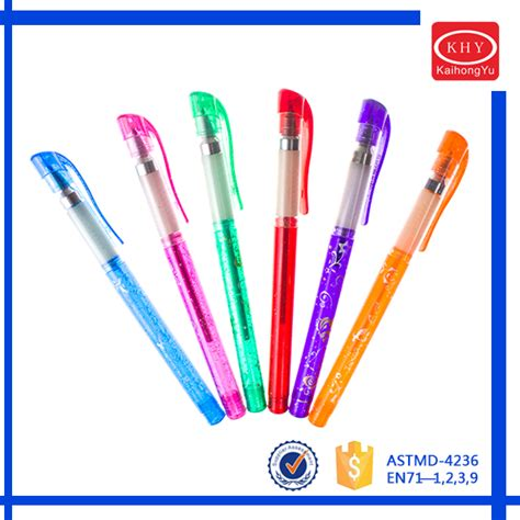 tattoo gel pens non toxic art craft non toxic glitter tattoo gel pens buy