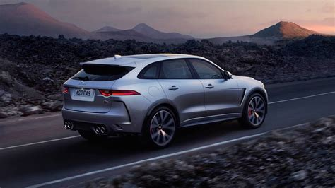 Jaguar Svr 2019 by 2019 Jaguar F Pace Svr Motor1 Photos