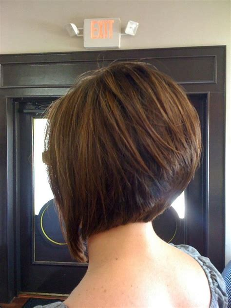 angled stacked bob cut lex moore  style house salon