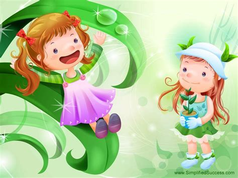 kids wallpapers collection for free download hd wallpapers cartoon cute wallpaper cave