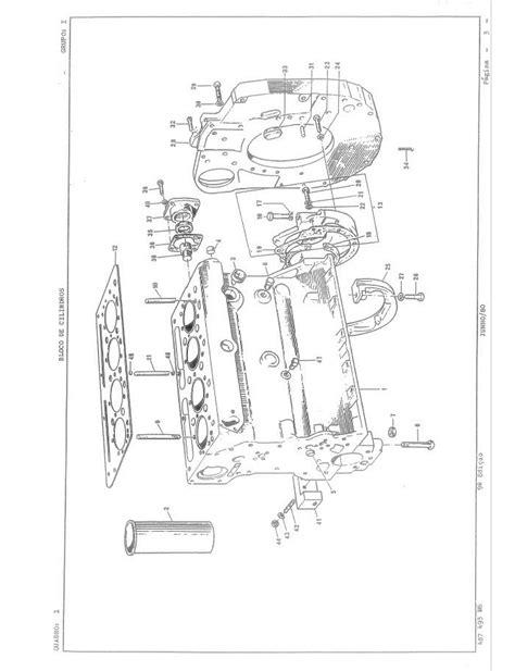 Catálogo De Peças Trator Massey Ferguson 50x - R$ 73,40 em
