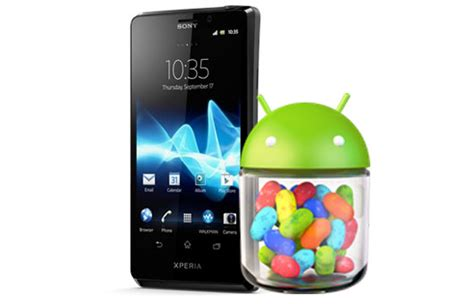 Jelly Free Antigores For Sony Experia S 2 sony xperia jelly bean coolsmartphone