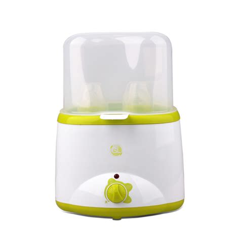 Crown Multifunction Baby Food Bottle Warmer Sterilizer For Home Car 63 baby bottle warmer constant temperature contronl heating multi function warmer