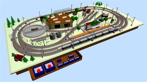 marklin ho layout design nostalgic marklin ho m track layout