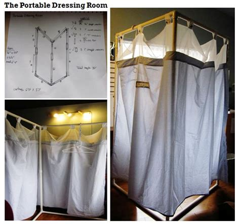 the 25 best portable dressing room ideas on