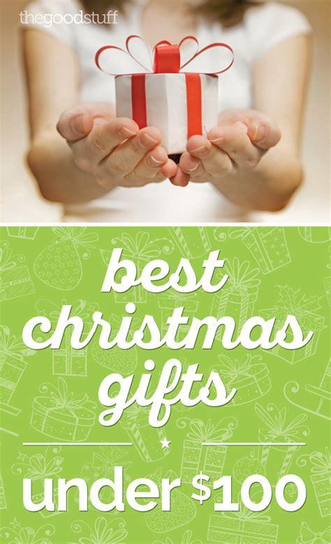Best Christmas Gifts Under $100   thegoodstuff