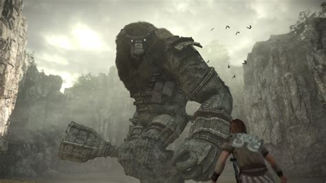 The Shadow Of shadow of the colossus ps4 screenshots released