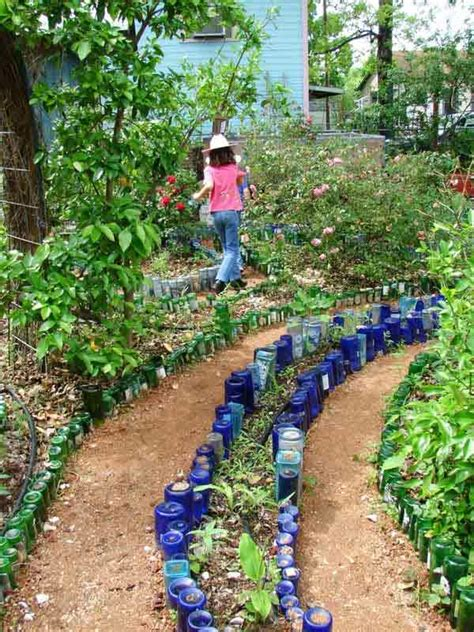 Recycled Garden Edging Ideas Top 28 Surprisingly Awesome Garden Bed Edging Ideas Architecture Design
