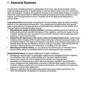 Executive Summary Sample Report Executive Summary Sample For Project Report Www