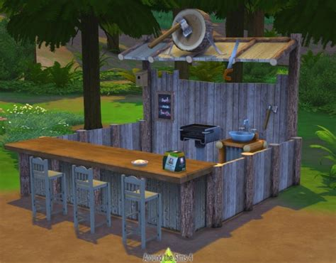 food stand sims 2 food stands conversions by at around the sims 4 187 sims 4 updates