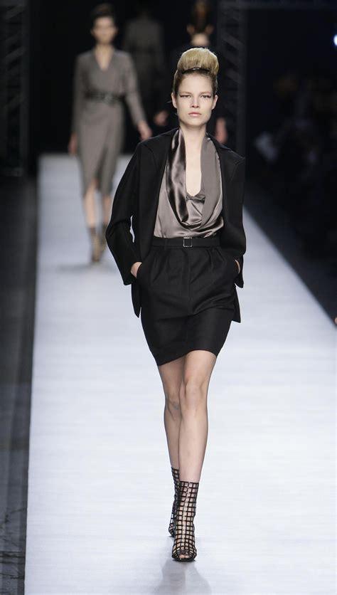 Yves Saint Laurent Spring Summer 2009 » Fashion Allure