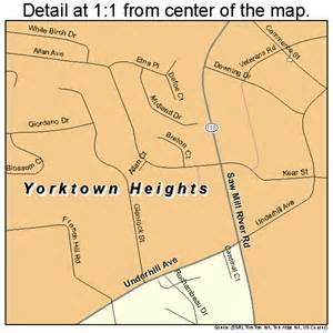 yorktown map yorktown heights new york map 3684088