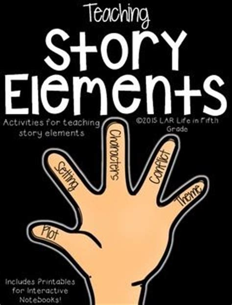 definition theme story elements teaching story elements activities student centered