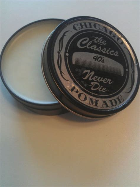 Pomade Sir Salon the classics pomade co the o jays pipes and classic
