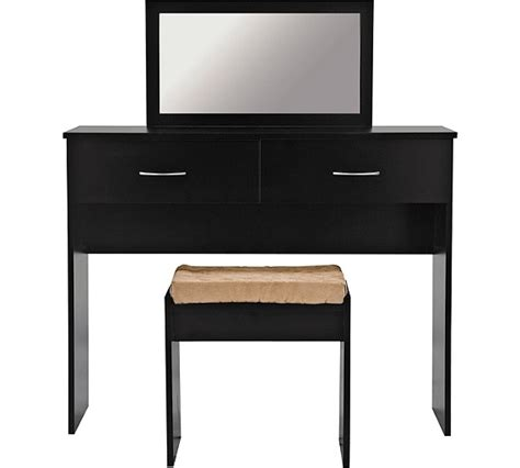 Bedroom Stools Argos by Buy Collection Cheval Dressing Table Stool And Mirror Black At Argos Co Uk Your Shop
