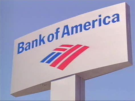bank of america mortgage servicer to sign on gov