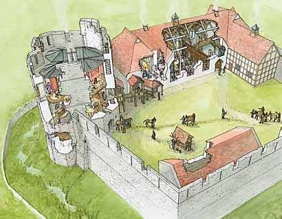 fortified home plans 97 best images about medieval castle fortified