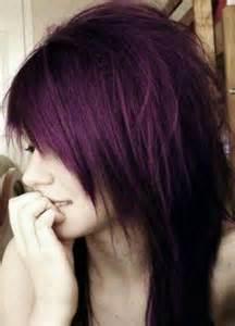 plum color hair plum hair color search hair styles colors