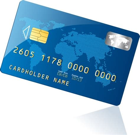 Credit Card Template Vector free credit card template vectorize free vector credit