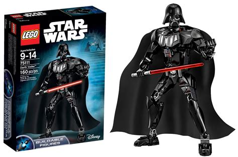Darth Vader Wars build it you must the 10 best wars lego sets