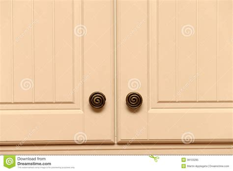 Closed Cupboard Kitchen Cupboards Royalty Free Stock Photo Image 38103285