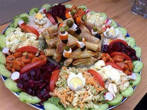 Decoration De Salade Marocaine by Decoration Salade Marocaine