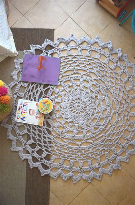 tappeto all uncinetto schemi tappeti bagno uncinetto casamia idea di immagine