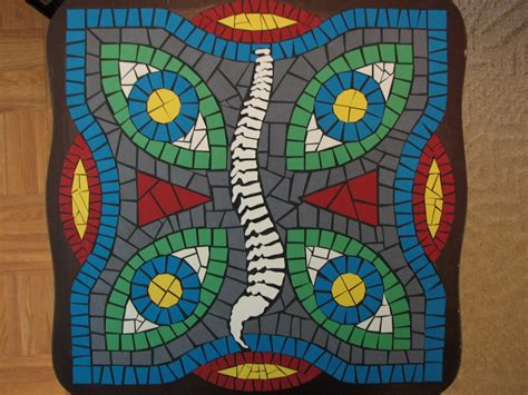 How To Make A Mosaic With Paper - paper mosaic dr steunk artsmith craftworks