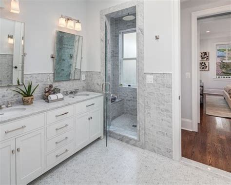 White And Gray Bathroom Ideas by White And Grey Bathroom Houzz