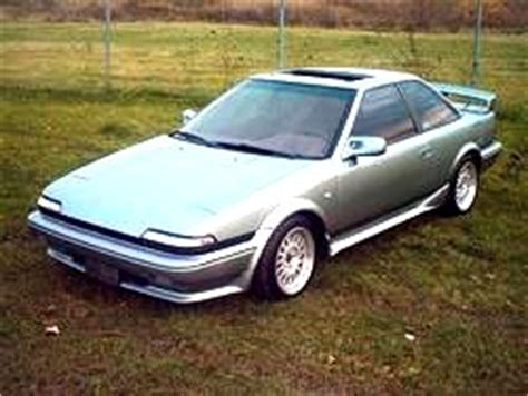 1988 Toyota Corolla Gts Specs 1988 Toyota Corolla Pictures Cargurus