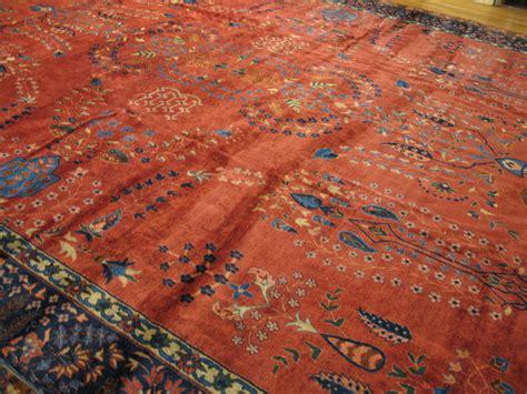 indian rug burn origin antique indian rug 40 2023 indian 13 10 x 20 7 origin india circa 1920