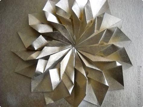 3d Snowflake Origami - 3d snowflake pattern pattern collections