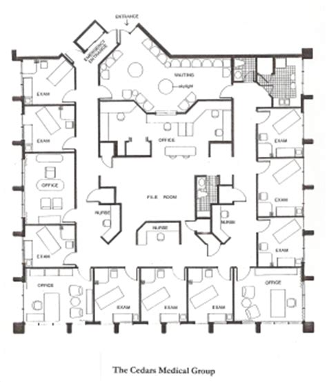 floor plan of commercial building commercial office building floor plans luxury office