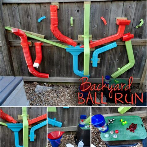 how to make your backyard fun how to make fun backyard ball games for kids pictures