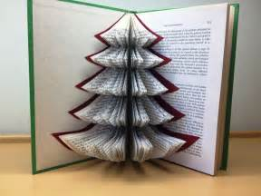 tree books christmas tree recycled book art strategies of psychotherapy on