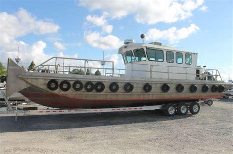 aluminum boats in louisiana for sale 2009 razorhead aluminum work boat for sale in marrero