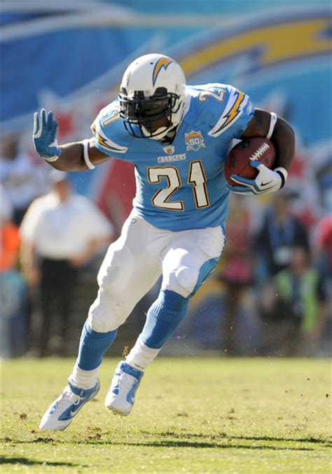 san diego chargers tomlinson quotes by ladainian tomlinson like success