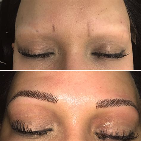 3d tattoo eyebrows 3d eyebrow embroidery microblading nue brows to