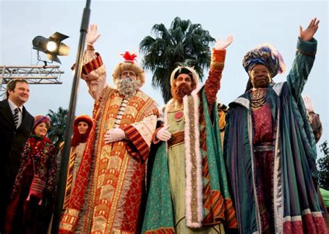 fotos reyes magos barcelona the festivities continue with the three kings day in