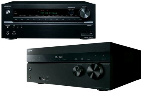 9 top home theater receivers for 1 000 electronic