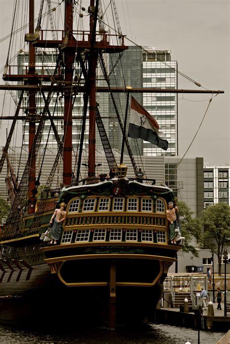 scheepvaartmuseum amsterdam schip holland amsterdam t ij voc ship voc schip