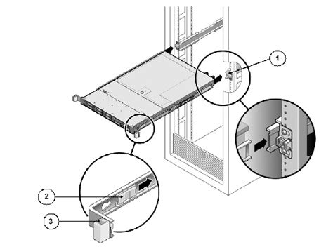 How To Install Rack Mount Server by Installing The Server Into A Rack With Slide Rails