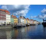 Copenhague Dinamarca Nyhavn Canal Copenhagen Denmark