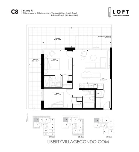 two bedroom loft floor plans q lofts 1205 queen st w liberty village condo