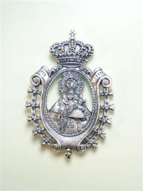 imagenes medallas catolicas medallas religiosas im 193 genes relieve quot virgen del rosario