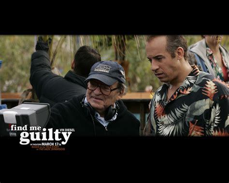 Find Guilty 2006 Film Photos Of Vin Diesel